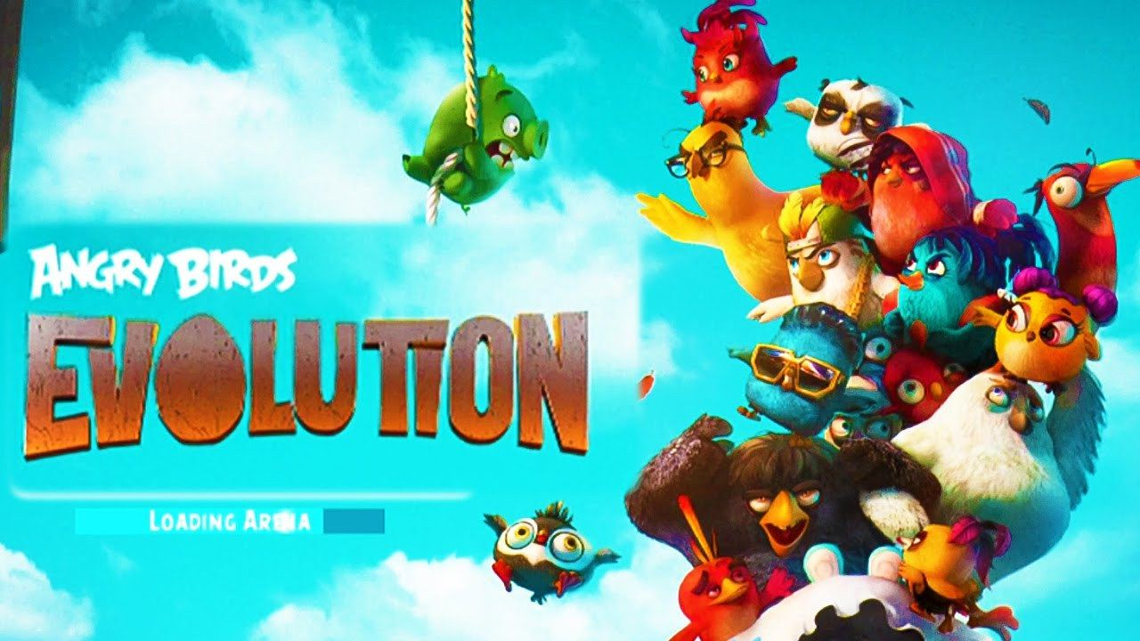 Angry Birds Evolution For Pc Free Download With Images Angry