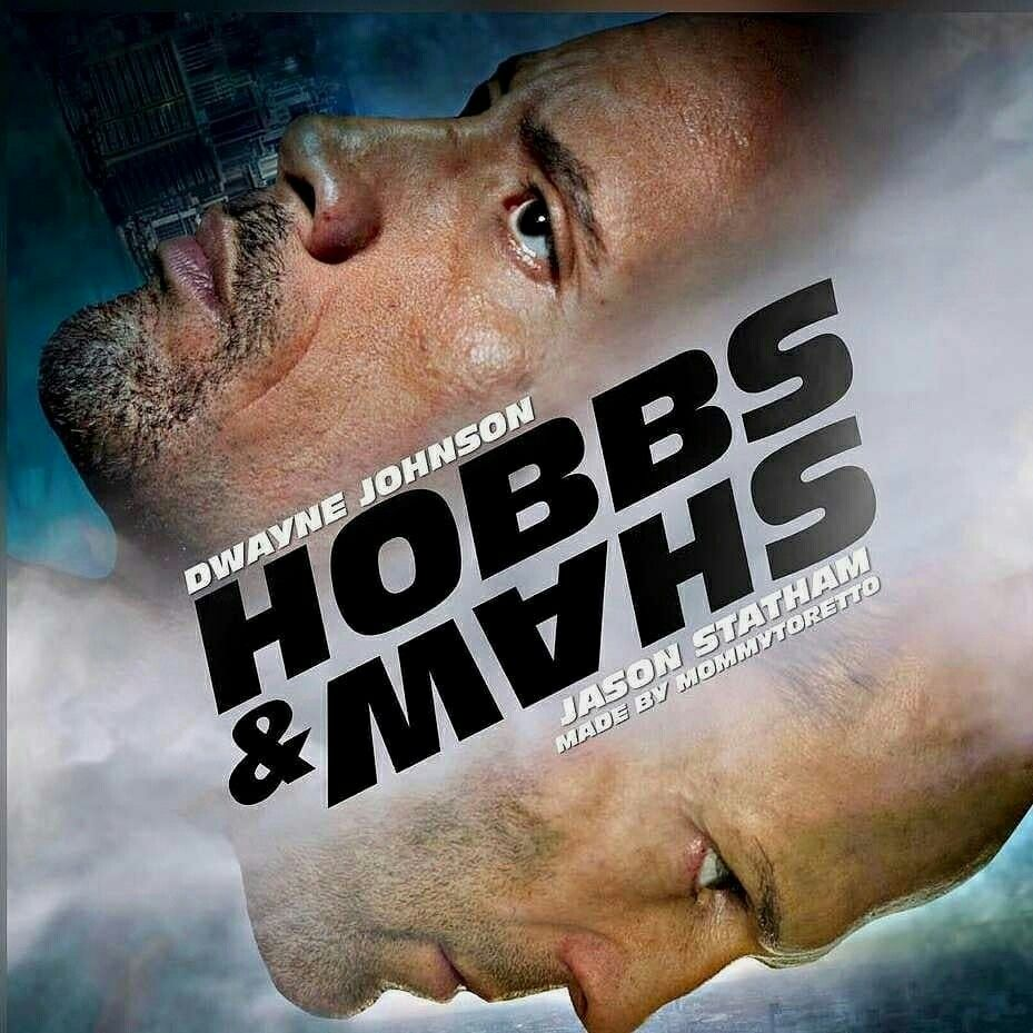 Movie Fast Furious Presents Hobbs Shaw 2019