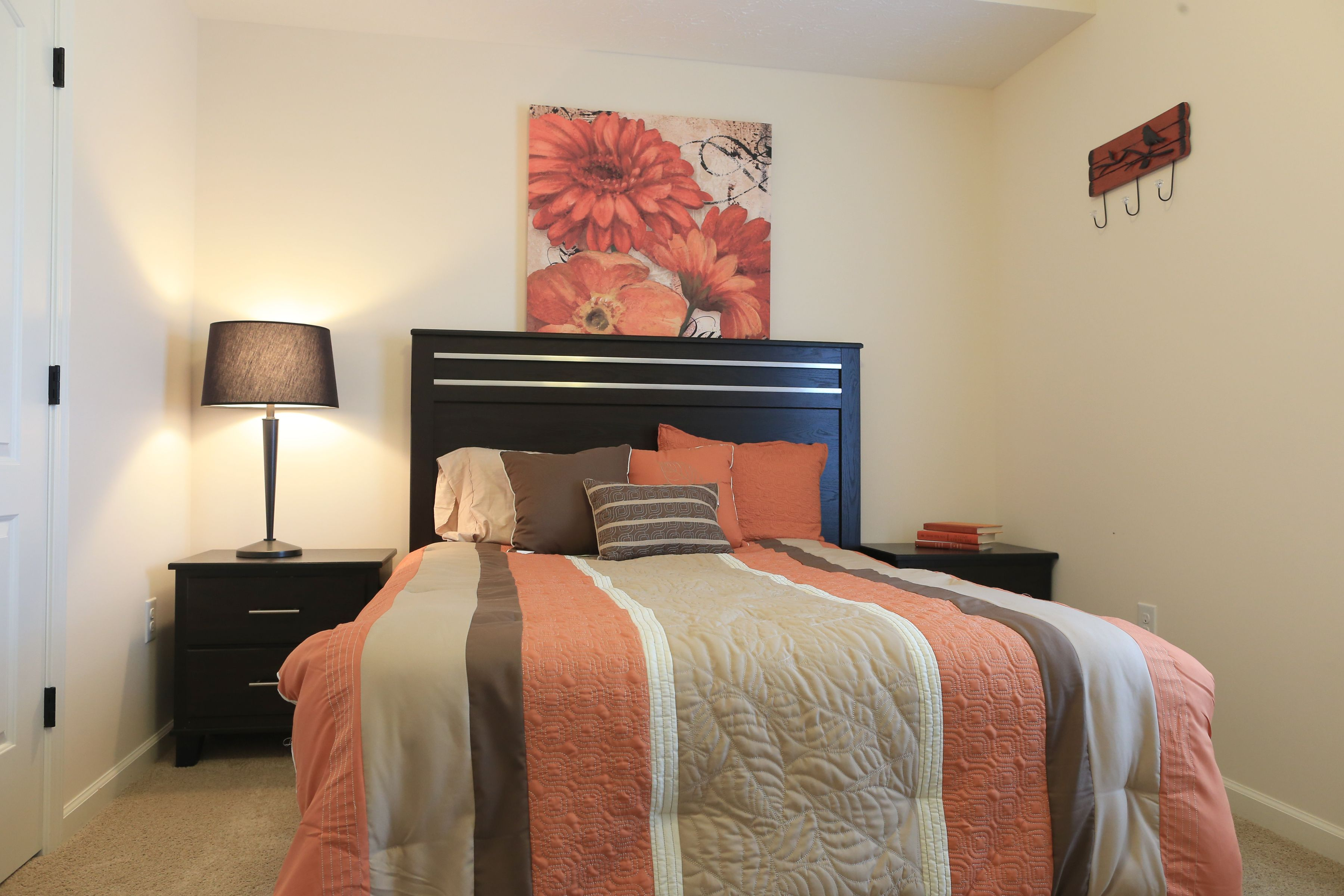 Bedroom at Ashby Green Apartment Homes, Louisville, KY