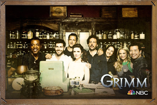 Grimm - The Spice Shop of Creativity #1: Fan Art .. Fan Videos .. Fan Fiction - Fan Forum