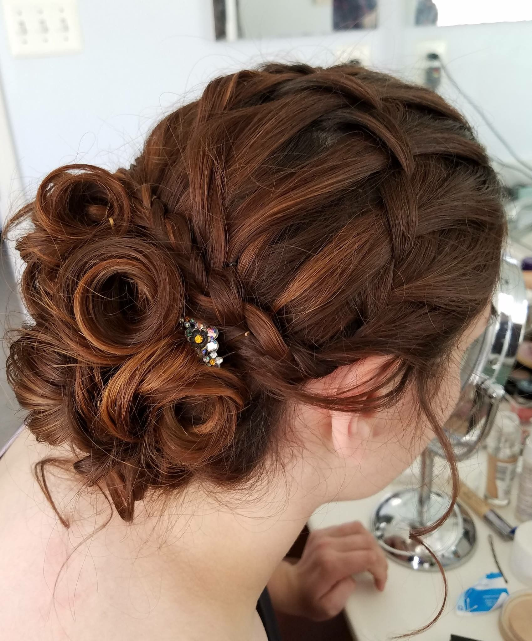 Prom Hair Low Bun Updo Bun Hairstyles Prom Hair Wedding Bun Hairstyles