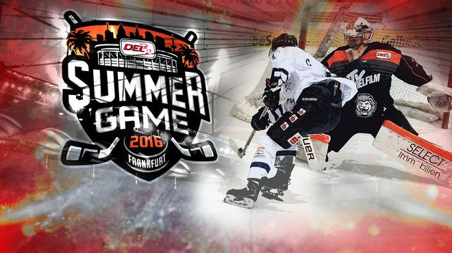 DEL2 SUMMER GAME 2016 in Frankfurt live auf SPORT1 SELECT