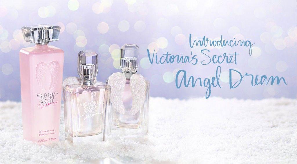 Victorias Secret Angel Dream Fragrance Pinterest Angel And