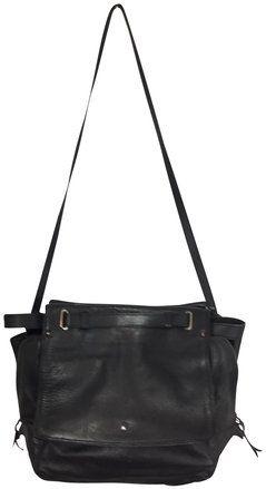 6de95f4bb29c Johan Black Leather Shoulder Bag in 2018   Suzanne's closet for sale ...