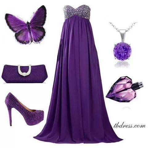 Purple Eleganza