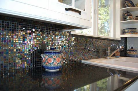 9 Eye Catching Backsplash Ideas For Every Kitchen Style Glass