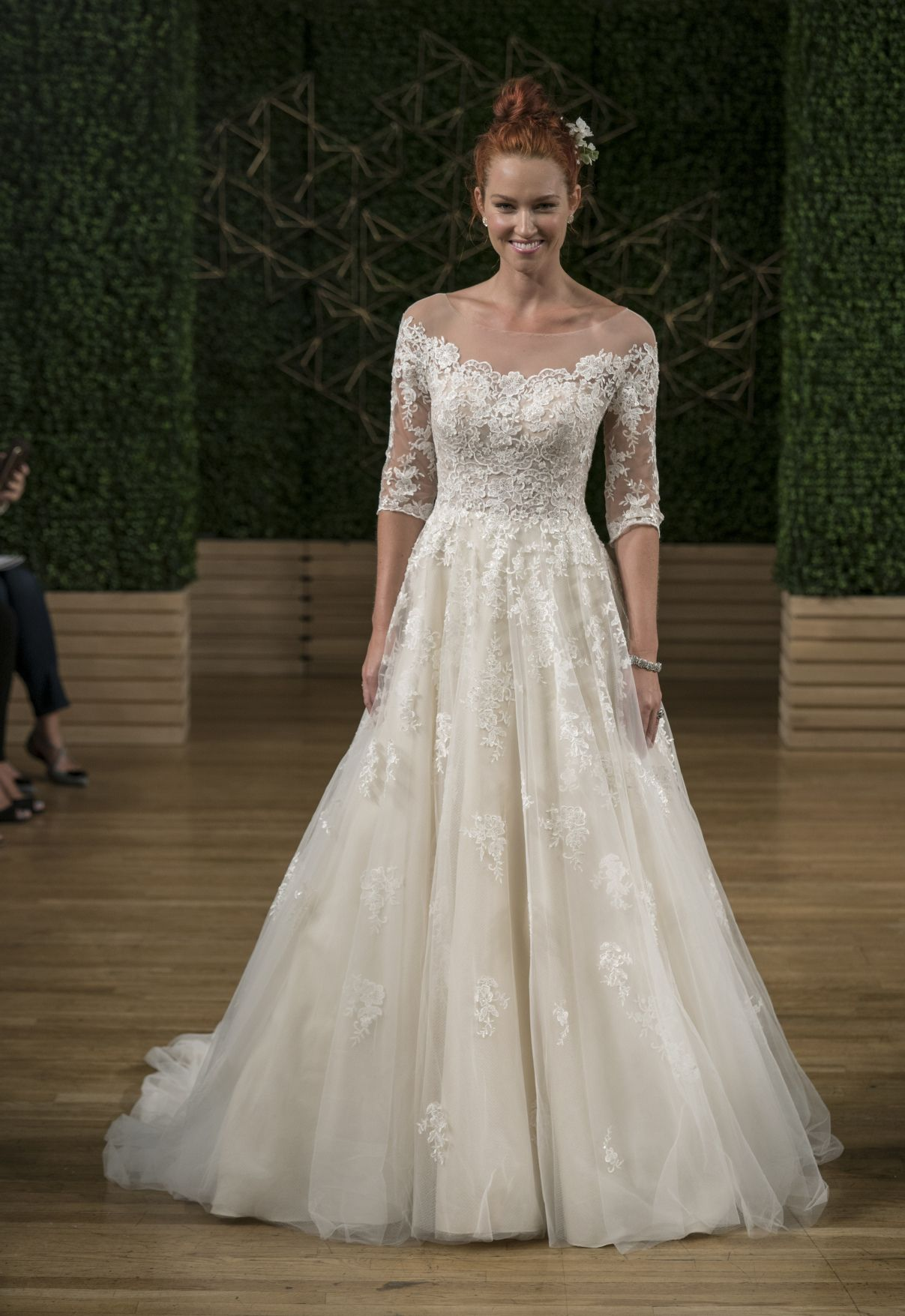 99+ Lace Aline Wedding Dress - Cute Dresses for A Wedding Check more ...