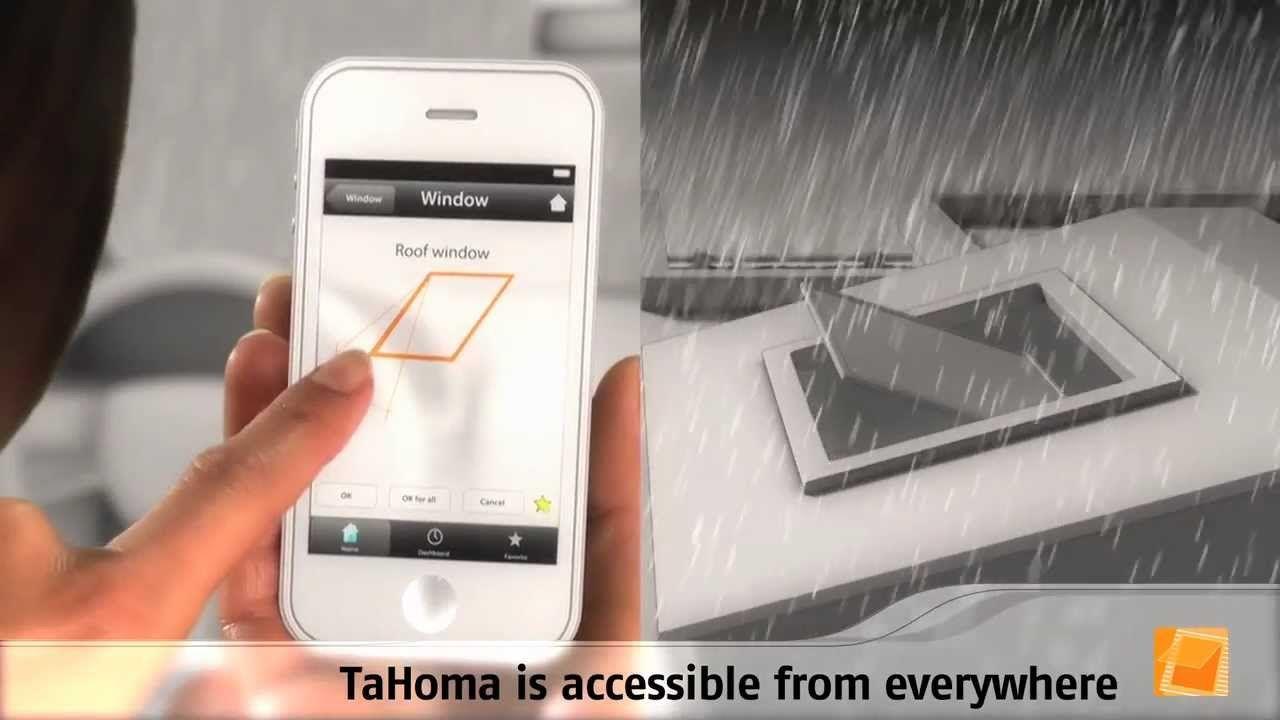 TaHoma, My Home and Me Eenvoudige domotica met radio-technology ...