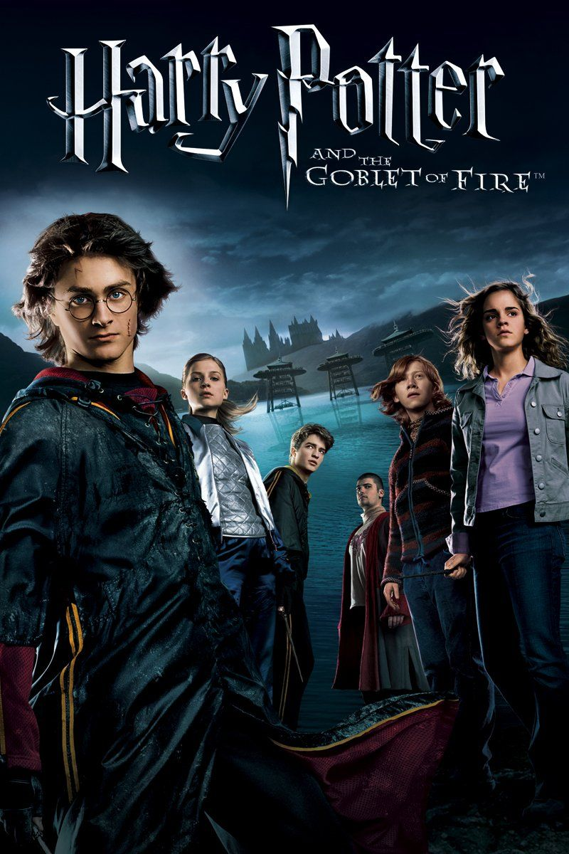 Harry Potter And The Goblet Of Fire Rotten Tomatoes Harry Potter Goblet Harry Potter Movie Posters Harry Potter Movies
