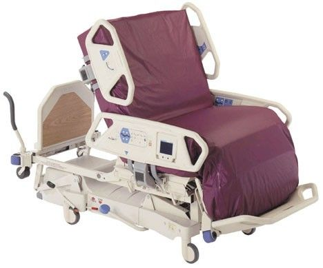 Hill Rom Totalcare Sport Icu Hospital Bed Hospital Bed Sports Bedding Beds For Sale