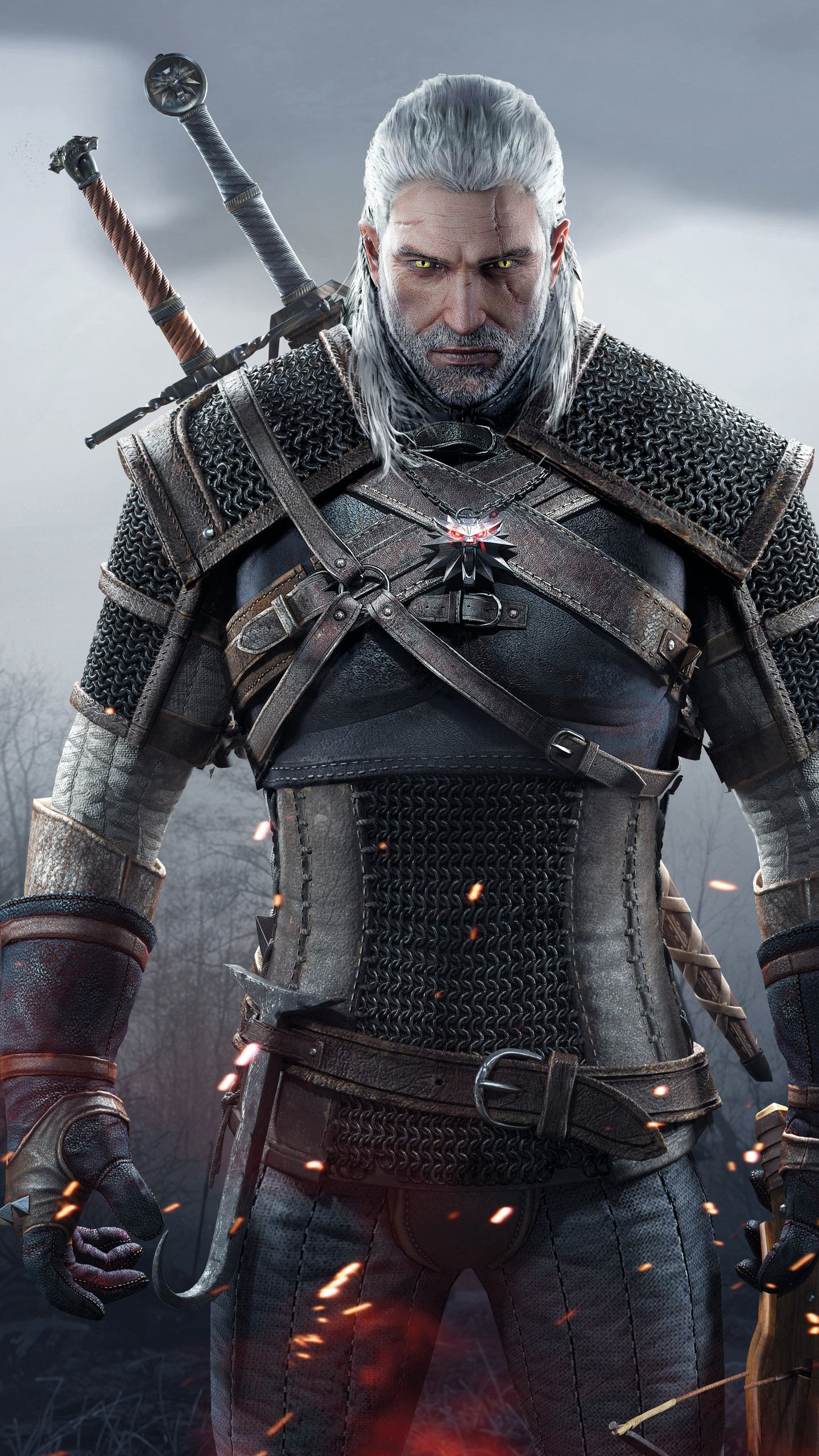 The Witcher 3 Wallpaper Hd Iphone in 2020 The witcher