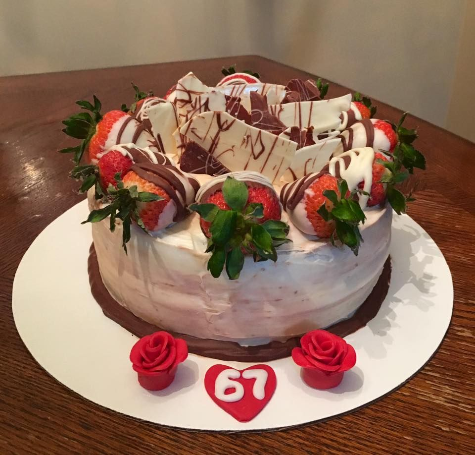 February Birthday Cakes February Birthday Cake February 2017 My Cakes Pinterest