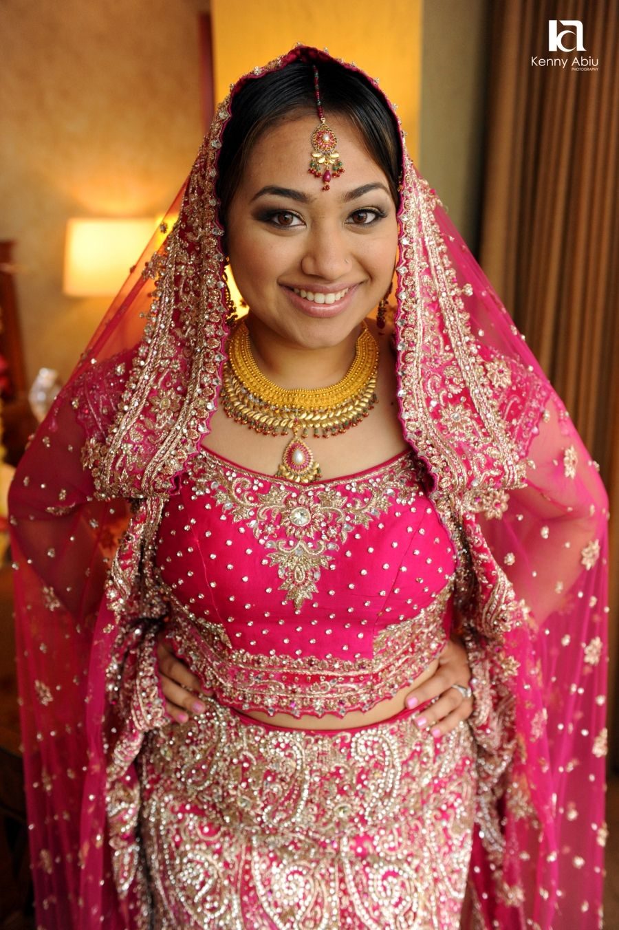 LOS ANGELES INDIAN WEDDING SOUTH ASIAN BRIDE MAKEUP ARTIST
