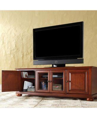 Crosley Alexandria 60 Low Profile Tv Stand Reviews Furniture