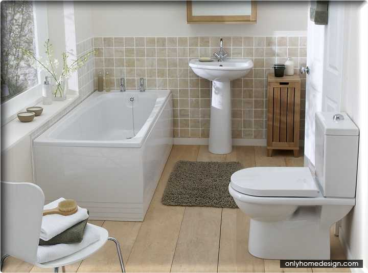 Economical Bathrooms - //www.onlyhomedesign.com/apartments ... on examples of decorated bathrooms, linen closet designs for bathrooms, paint colors for small bathrooms,