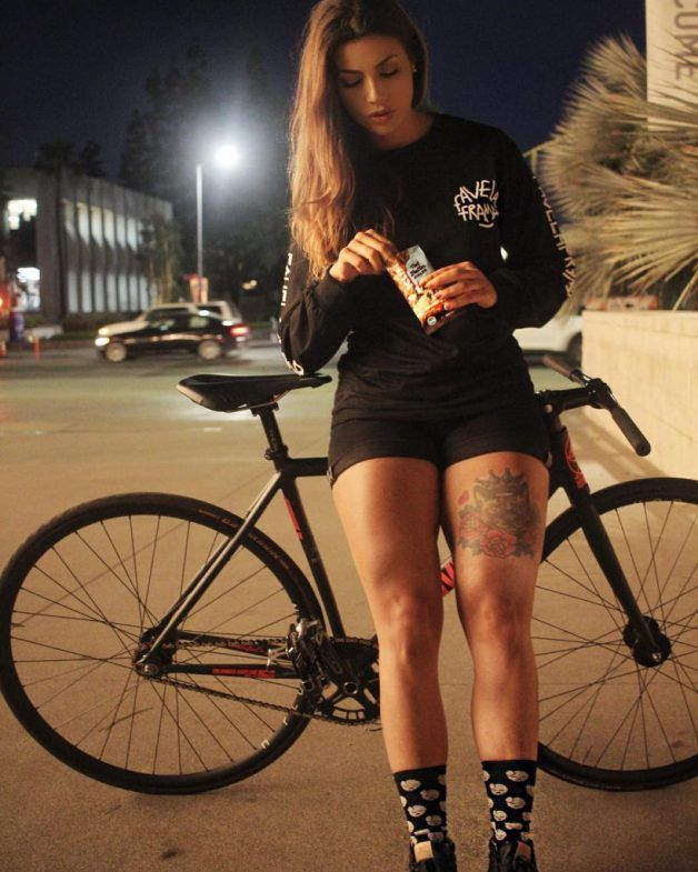 Top 6 Sexiest Female Cyclists June07 Female Cyclist Cycling Girls