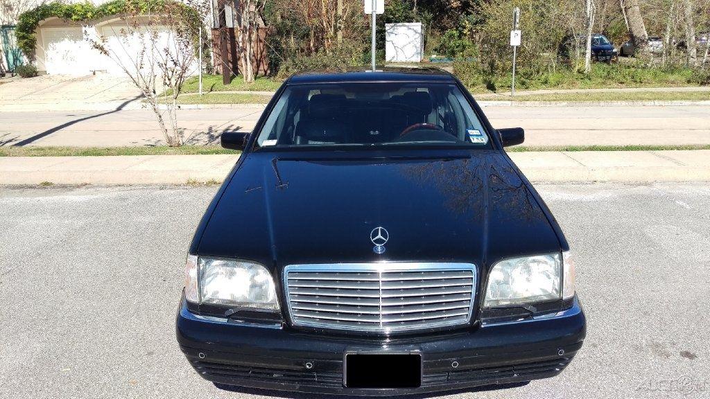 1999 mercedesbenz sclass s600 sedan wdbga57g9xa428096