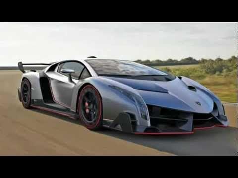 The Lamborghini Veneno The Italian Luxury Car Maker S Top Secret