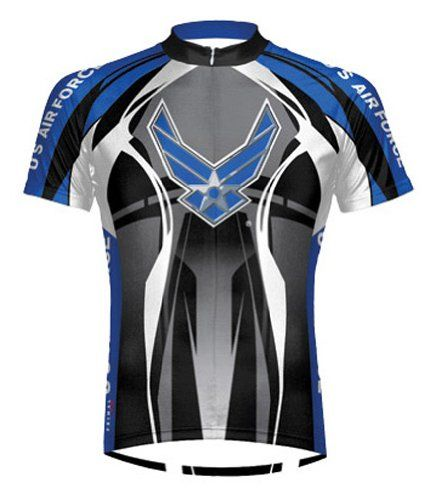 U.S.Navy Novelty Cycling Jersey Long Sleeve