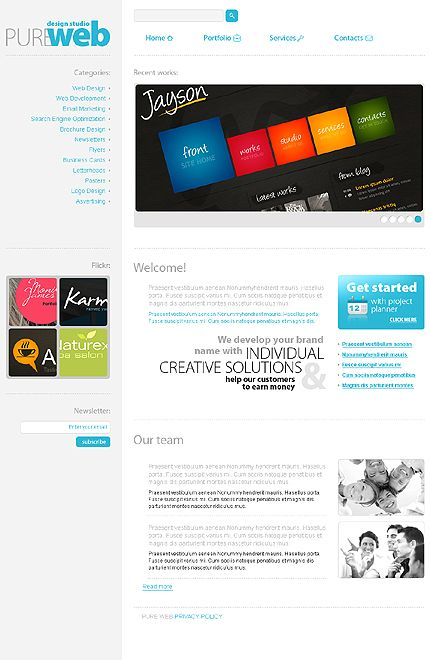 100 Web Design Website Joomla Templates Joomla Templates Web Design Joomla