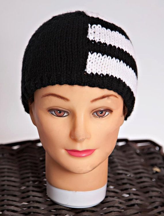 2f1c390c878 Soul Eater Death The Kidd Inspired Beanie by PurlsofGenius on Etsy ...