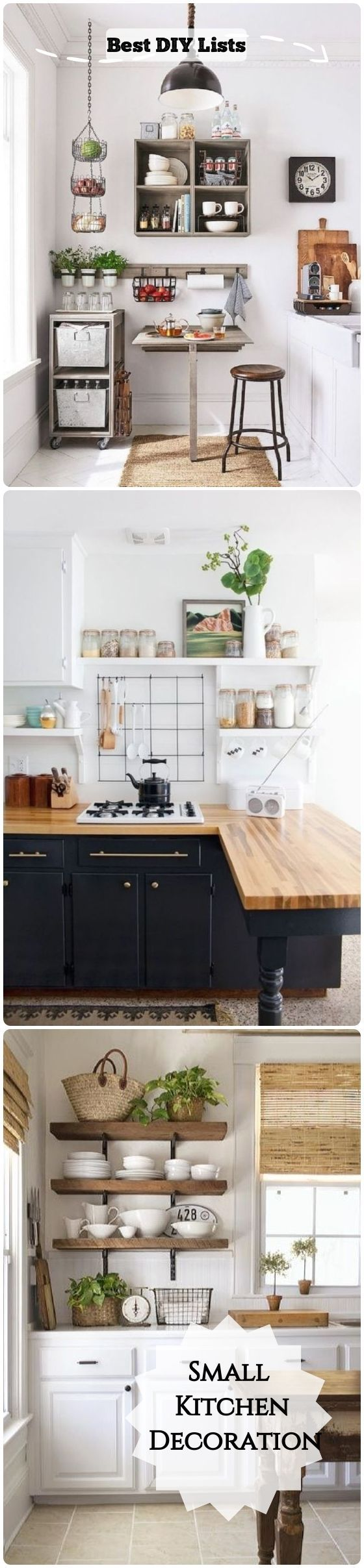 French Home Interior New Small Kitchen Decoration #smallkitchen #kitcheninterior