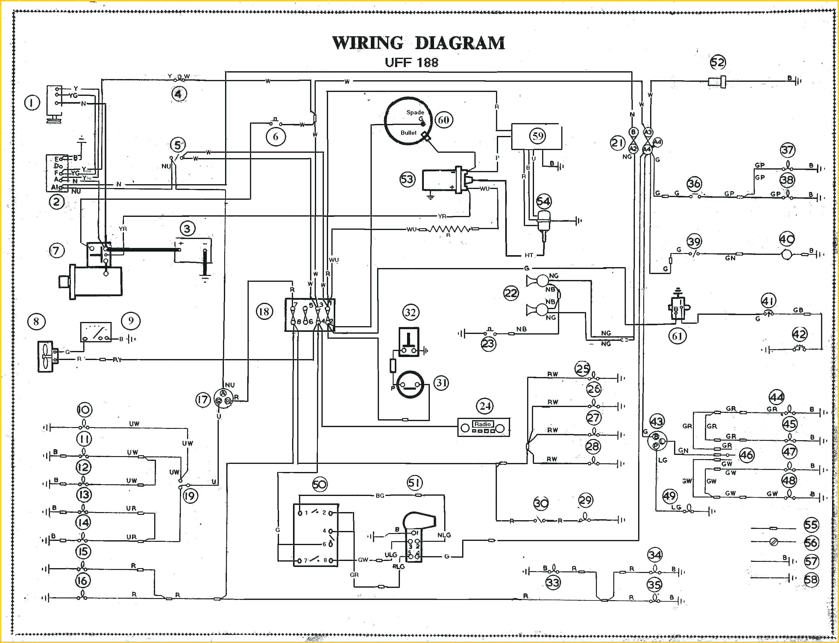 basic gas furnace wiring diagram