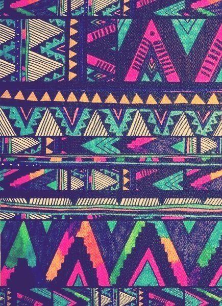 Aztec Iphone Wallpapers Phone Wallpaper Pattern