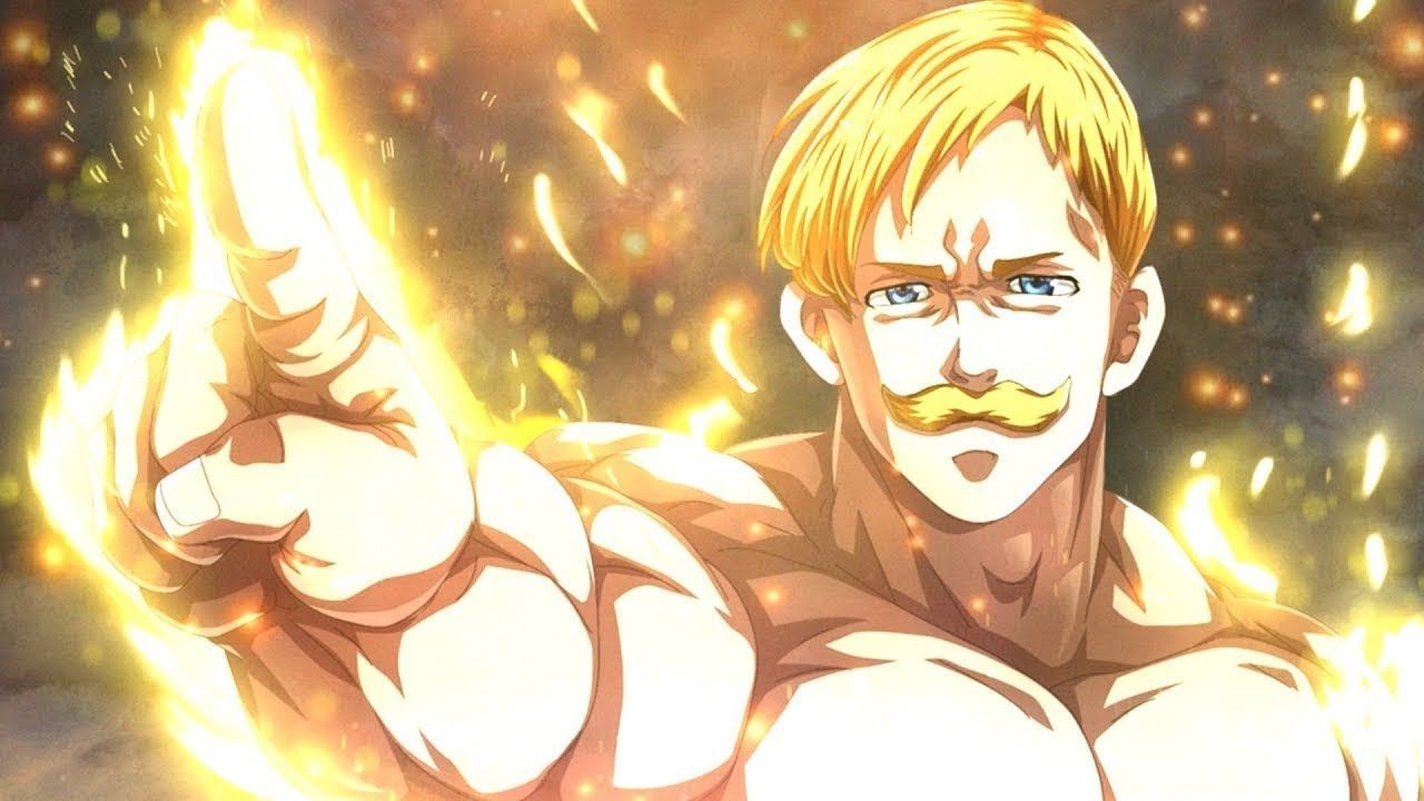 Escanor Pinnacle of the Human Species (All Scenes) No