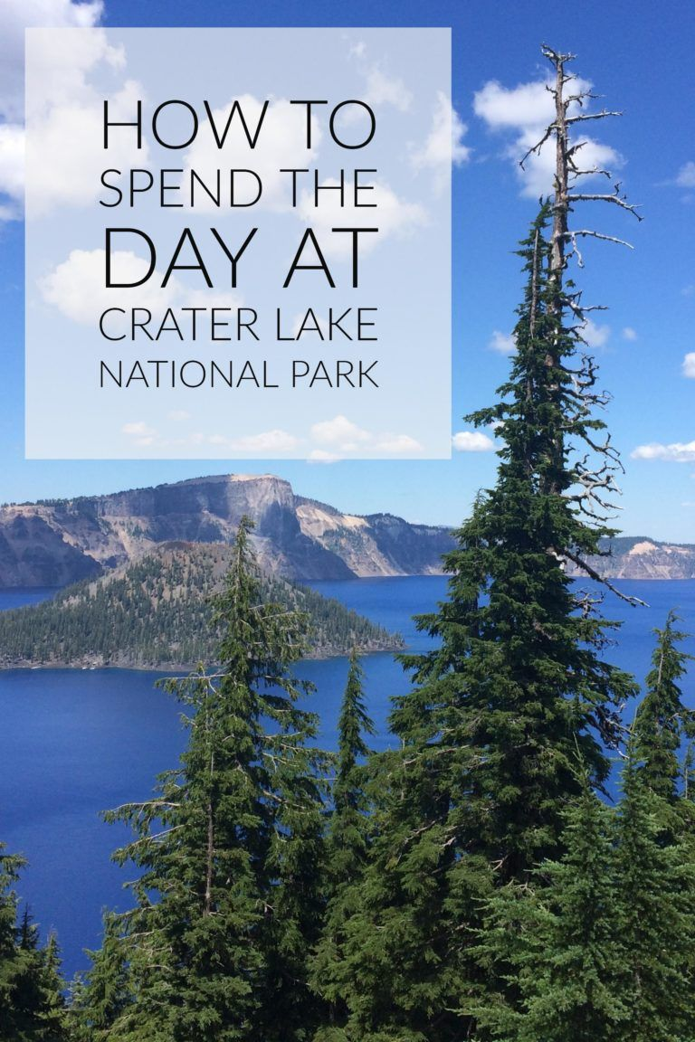 Best Things to Do at Crater Lake in Southern Oregon #craterlakenationalpark