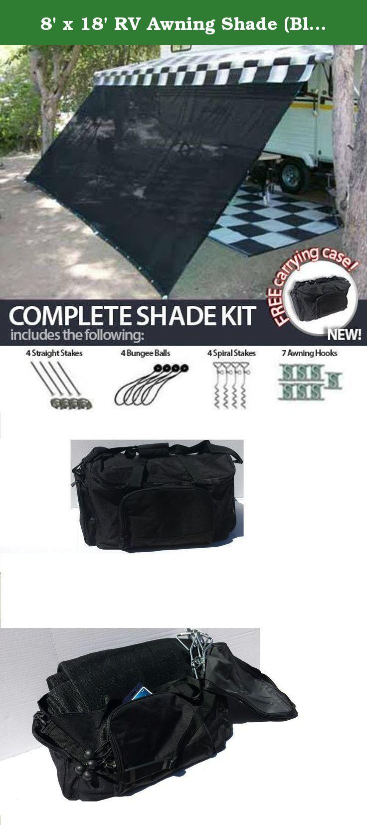 rv veranda world standard dometic awning shade kit rooms camping room screen starter patio