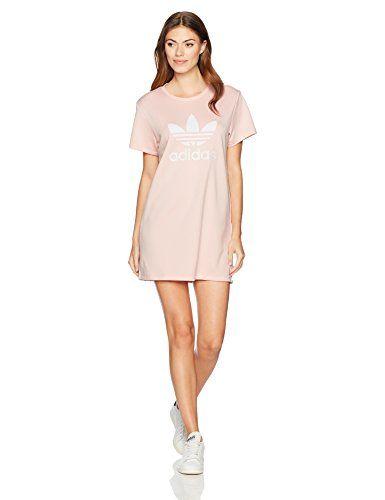a69439ac adidas Originals Women's Trefoil Tee Dress #clothing #fashion #tshirts #tees  #dresses