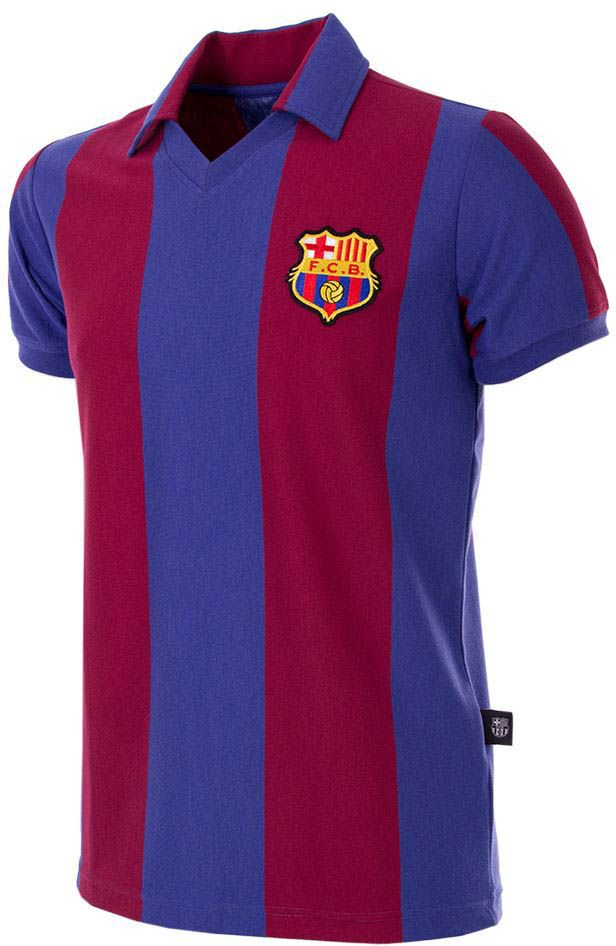 Stunning FC Barcelona Retro Kit Collection Released - Footy Headlines 59af1f222
