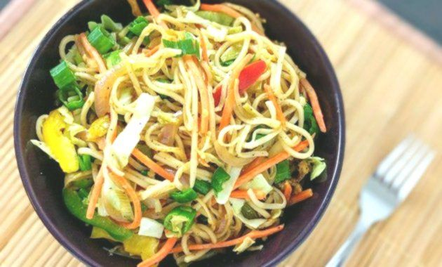 Light & Delicious Recipes for Veggie Noodles,