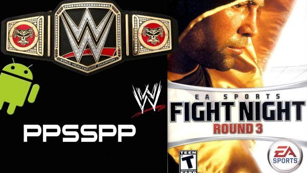Fight Night Round 3 iSO PPSSPP Android Download | данияр
