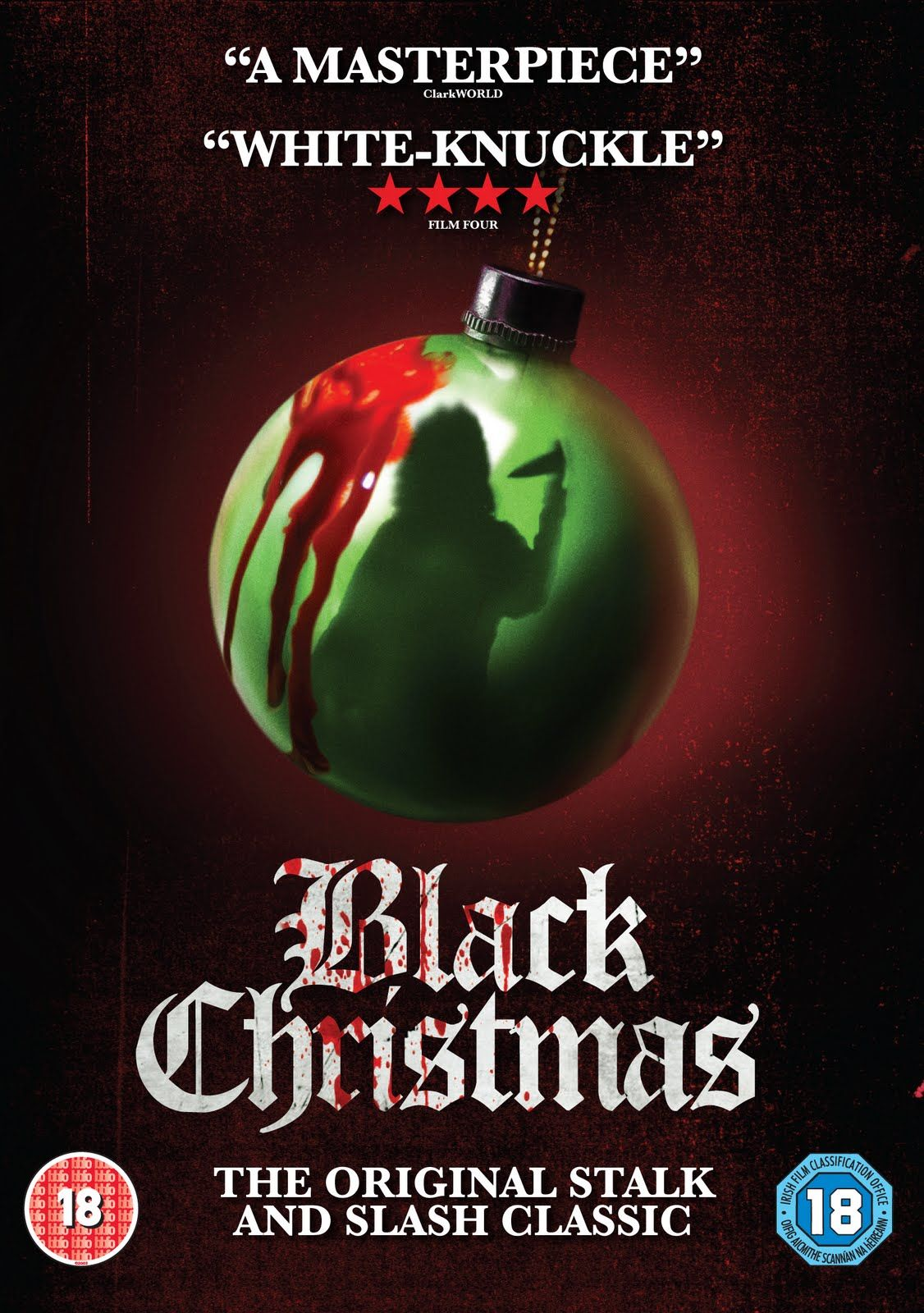 The First True Slasher Film John Carpenter Borrowed Heavily From It When He Made The Slightly Sup Christmas Horror Movies Christmas Horror Horror Movies List