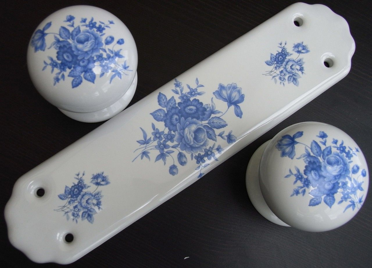 Porcelain door finger plates | ♥ Itsy Bitsy Tini Wini Printables of ...