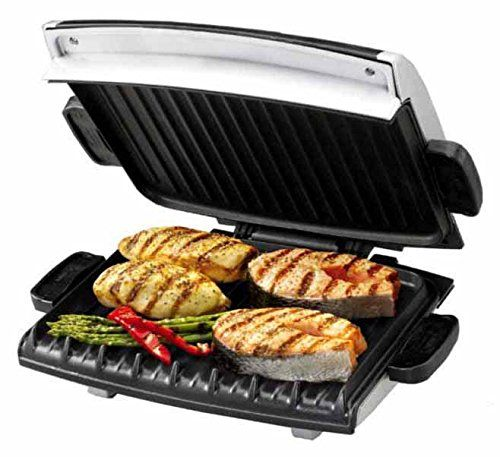 Best George Foreman Grill George Foreman Grill Cooking On The Grill Cooking