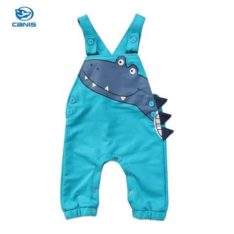 a956dab52bfd Lovely Cotton Toddler Newborn Kid Baby Boys Girls Dinosaur Romper Jumpsuit  Outfits Fashion New Design Cute Set Costume
