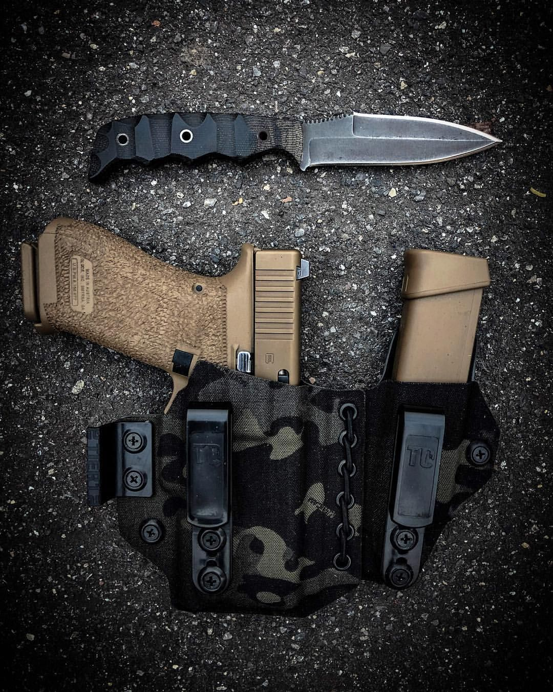 Tier 1 Concealed Aegis Holster Wred In Multicam Black Tier1concealed Tacware Clips Glock 19 Edc Everyday Carry