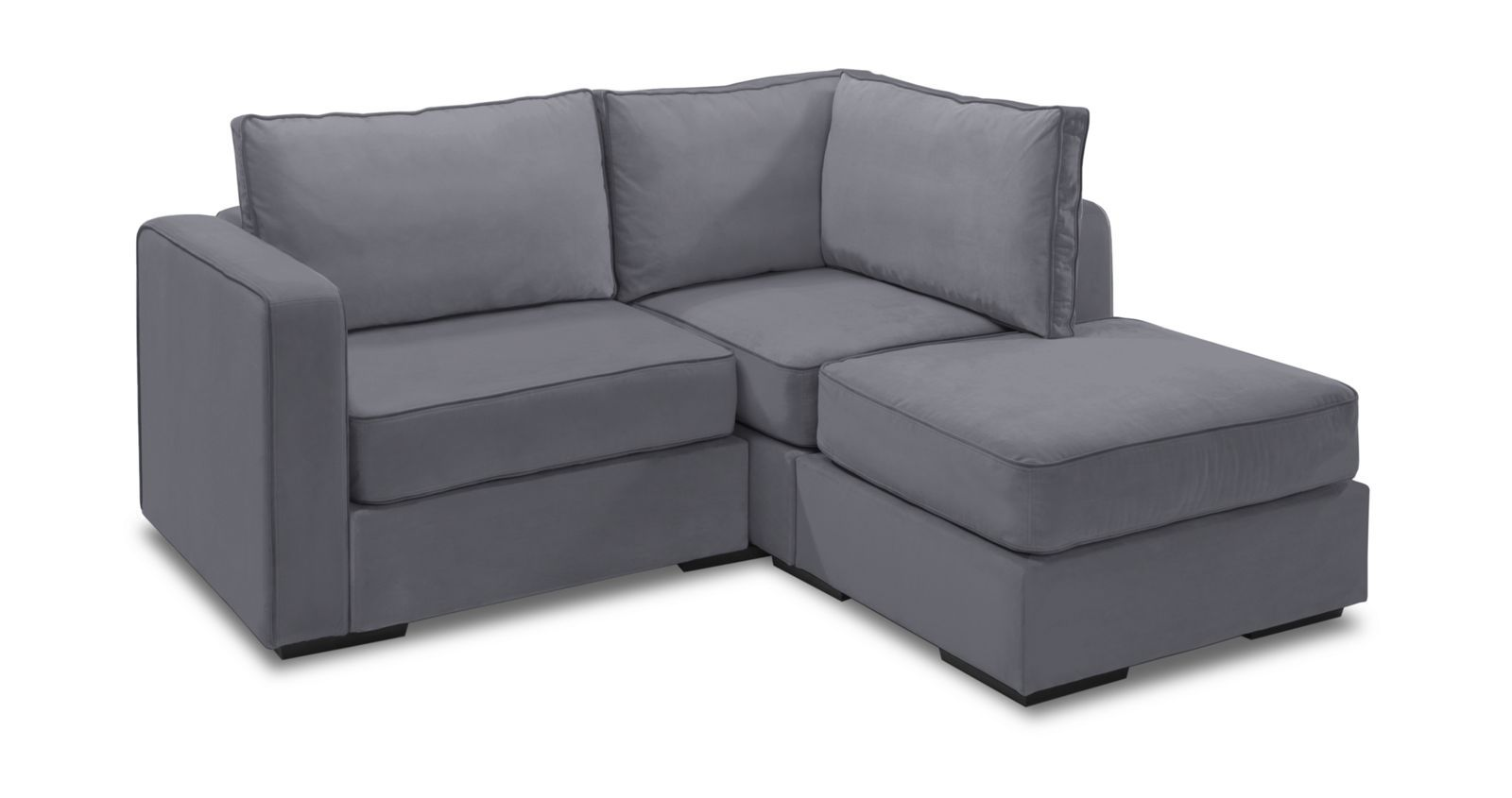 3 Seats 4 Sides Furniture For Small Spaces Couches For Small