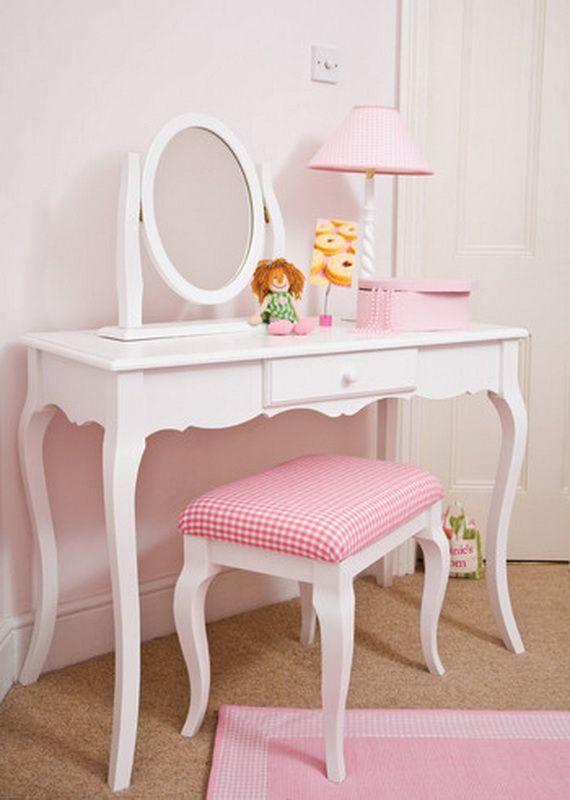 Girl Dressing Table