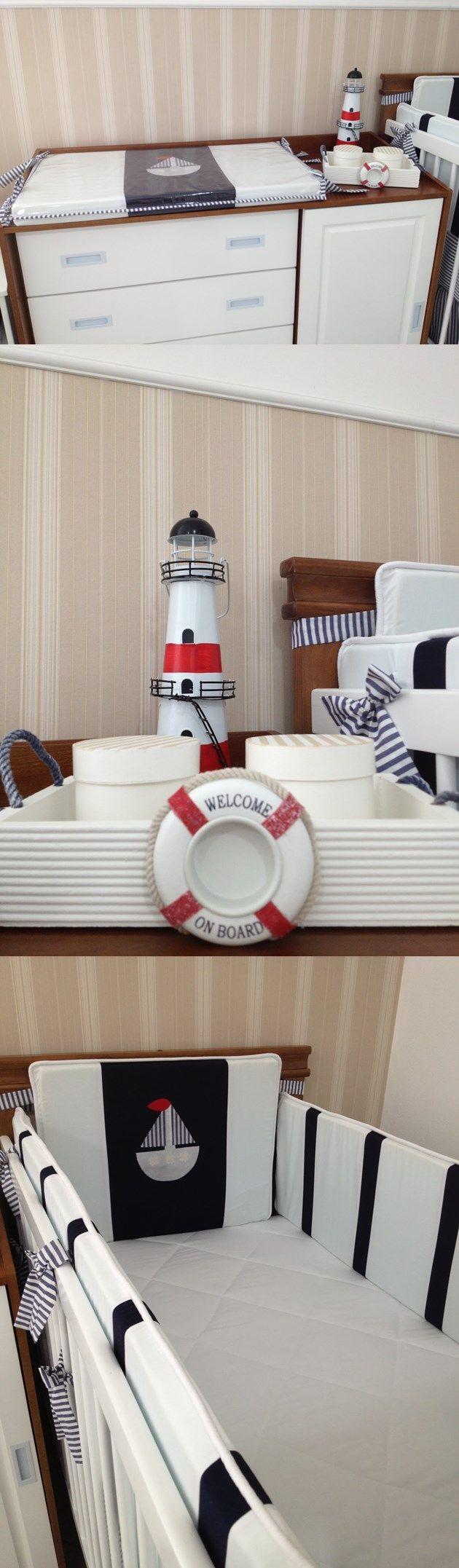 ideias para quarto de beb marinheiro que voc no pode deixar de ver ideas for