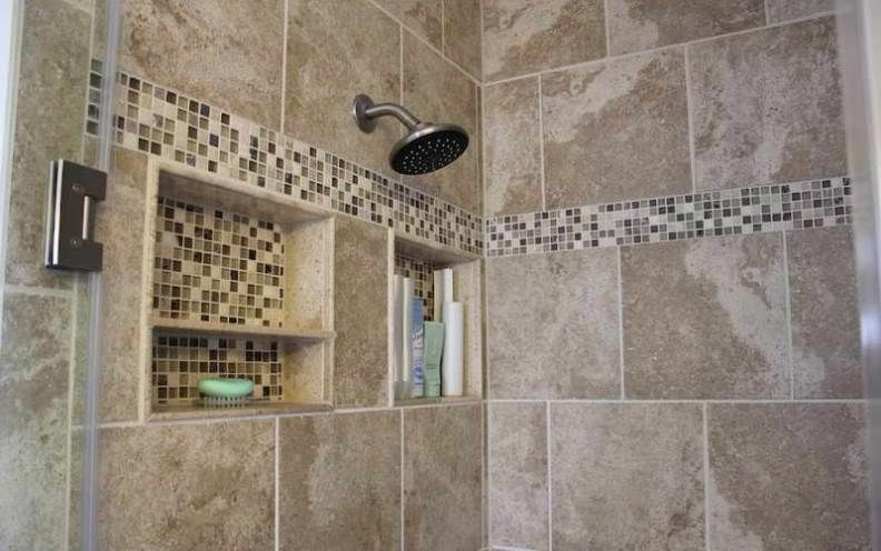 17 best images about home remodel on pinterest shower tiles minimalist showers and ceramic floor tiles garage design ideas - Shower Design Ideas