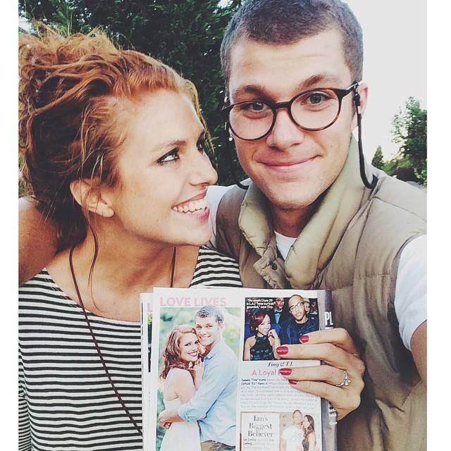 If you had a crush on one of the Roloff sons. MStars News learned that Jeremy  Roloff of the hit TLC show, Little People, Big World date his longtime ...