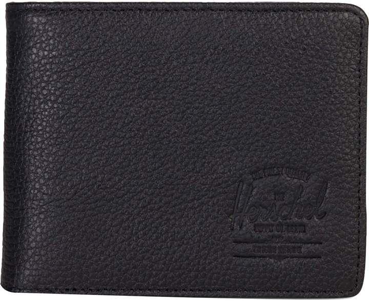 fbf1de77fec5 Herschel Supply Hank Leather RFID Bi-Fold Wallet Hank Leather RFID Bi-Fold  Wallet