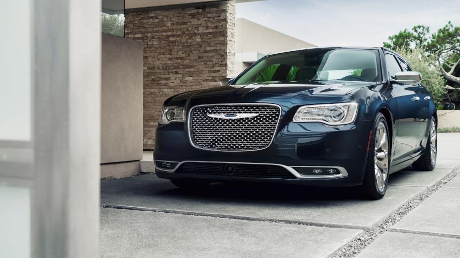 16+ Chrysler luxury cars HD