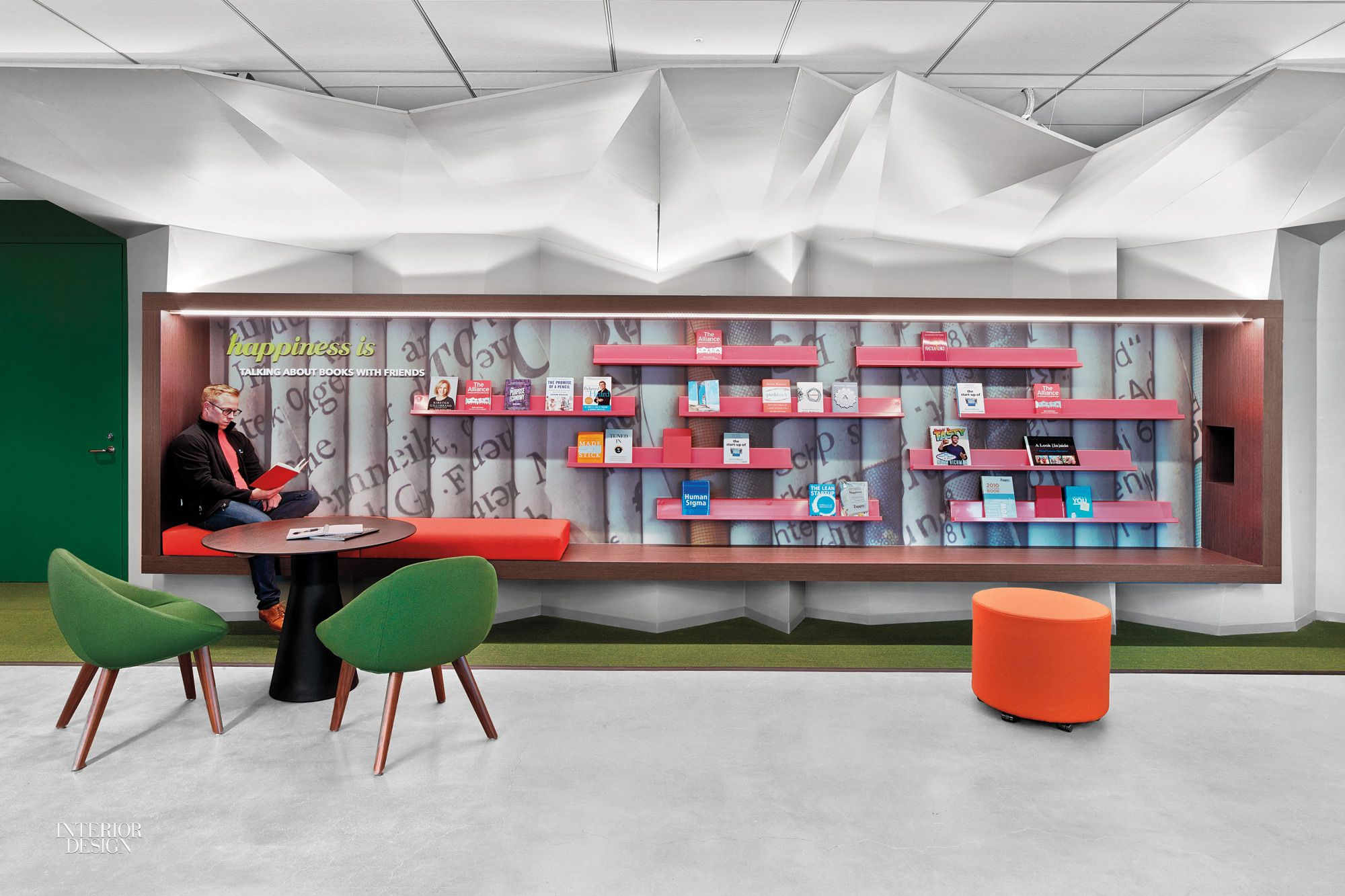 office interiors magazine. At LinkedIn San Francisco Office By Interior Architects, Graphics Lead The Way Interiors Magazine E