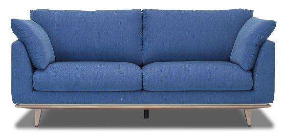 脚が長く掃除がしやすいママ想いのソファ Cervo X5 デザイン ソファ専門店 Noyes ソファ 模様替え デザイン