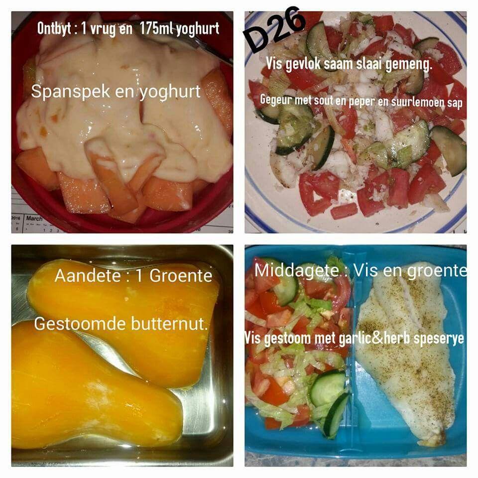 1 dag dieet recepten